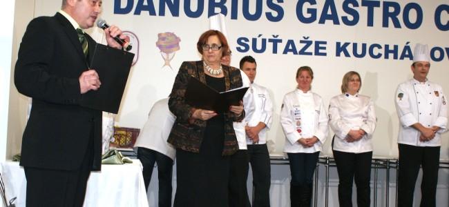 DANUBIUS GASTRO 2014 – Výsledky
