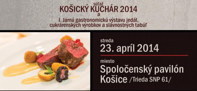 Košický kuchár 2014