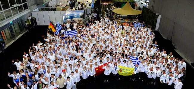 Svetový kongres kuchárov a cukrárov 2014