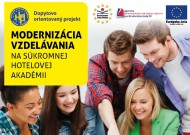 SHA Prešov realizuje zaujímavý projekt