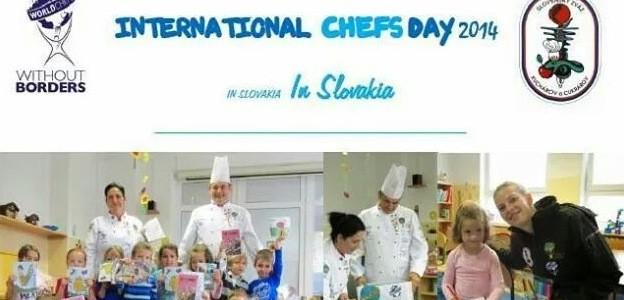 Svetový deň kuchárov 2014
