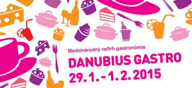Pozvánka na DANUBIUS GASTRO 2015