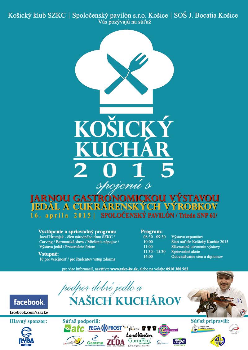 Košický kuchár 20151