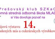 14. májová výstava studených mís a cukrárskych výrobkov
