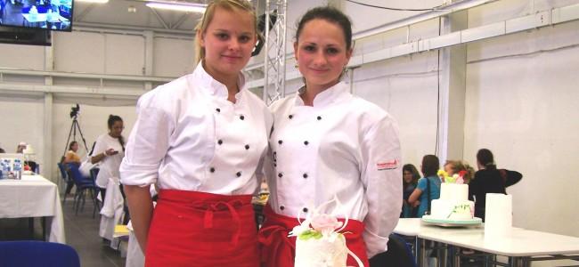 Vrámci Dňa remesiel vTrenčíne súťažili aj mladí cukrári