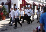 Oslavy sv. Vavrinca – patróna kuchárov acukrárov 2015