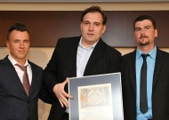 Prestížne ocenenie pre M. Gajdoša