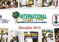 Medzinárodný deň kuchárov 2015 sme oslávili s deťmi