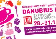 DANUBIUS GASTRO 2016 – Pozvánka