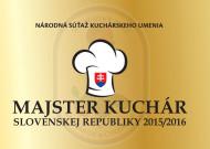 Finále 1.ročníka súťaže otitul Majster kuchár 2015/2016 SR