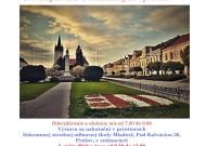 15. Májová výstava studených mís a cukrárskych výrobkov Prešov