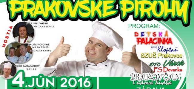 Prakovský piroh 2016