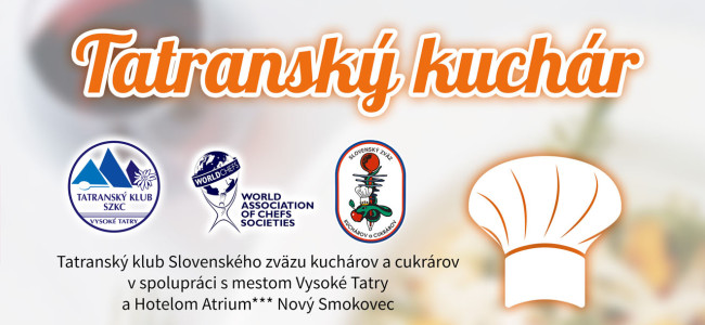 Tatranský kuchár 2016