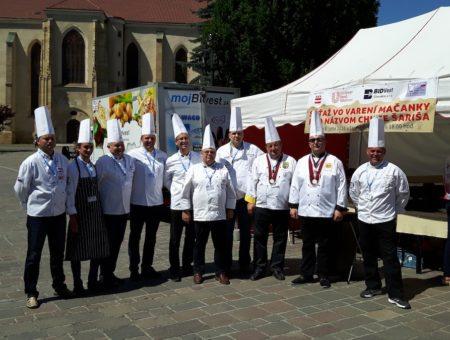 Výsledky súťaže vo varení MAČANKY