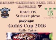 Guláš Cup 2016