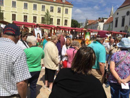 Jubilejný 10.ročník Osláv sv. Vavrinca vBratislave bol zaujímavý a úspešný.