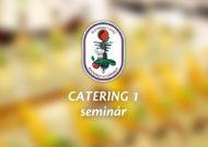 Pozvánka na odborný seminár Catering 1