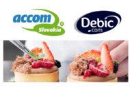 Pozvánka na prezentáciu spoločností Accom Slovakia a Debic