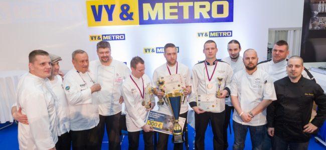 Vyhlásenie súťaže Majster kuchár SR 2016/2017