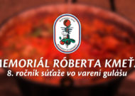 Pozvánka – Memoriál R. Kmeťa