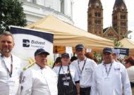 Slovenské gastro–kultúrne dni vrámci Tirpáckeho  festivalu Nyíregiháza v Maďarsku
