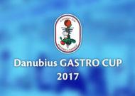 Vyhlasujeme 9. ročník súťaže Danubius GASTRO CUP 2017