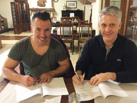 Slávnostné podpísanie zmluvy opartnerstve a spolupráci