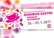 Pozvánka na Danubius Gastro 2017