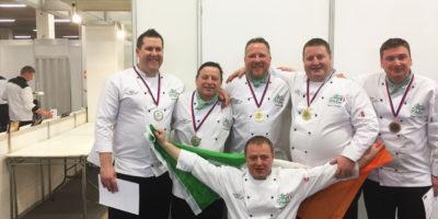 Zmluva ospolupráci medzi Bratislavským klubom SZKC aKlubom Írskej asociácie kuchárov sa úspešne plní