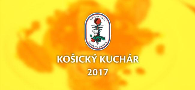 Košický kuchár 2017