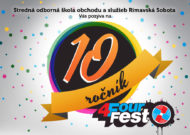 10. ročník FOUR FEST