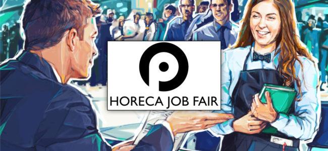 Pracovný veľtrh – HORECA JOB FAIR