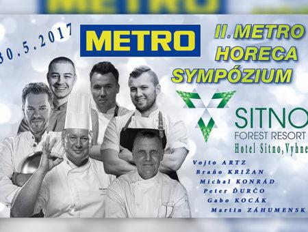 Podrobný program 2. METRO Horeca sympózium 2017