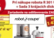 Jesenná akcia Robot Coupe