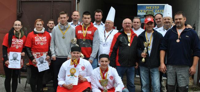 Tatranský klub usporiadal už 18-ty ročník populárnej akcie – Špica guláš