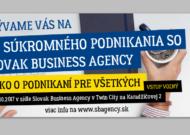Deň súkromného podnikania – 4. 10. 2017 – Všetko o podnikaní pre všetkých