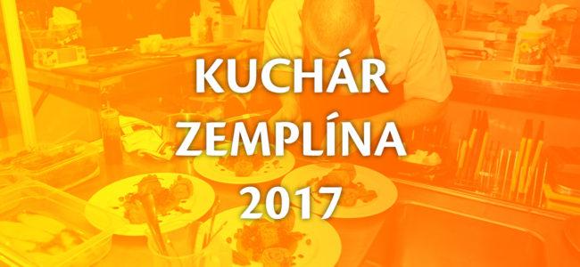 Kuchár Zemplína 2017
