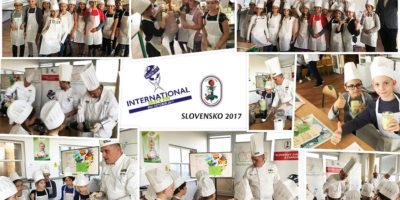 Medzinárodný deň kuchárov 2017 detí zo ZŠ na Mudroňovej