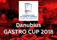 Danubius GASTRO CUP 2018