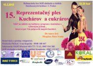 15. Reprezentačný ples kuchárov a cukrárov Prešov