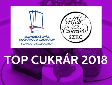 TOP CUKRÁR 2018
