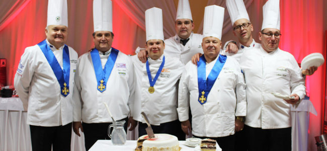 V Prešove sa konal ples kuchárov