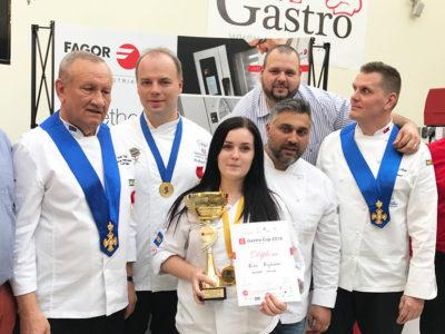 Brány 4. ročníka Banskobystrického GASTRO CUP-u 2018 sa zavreli