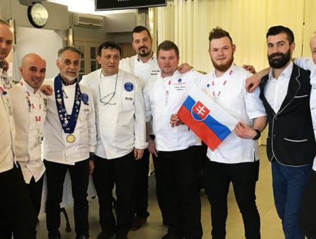 Obrovský úspech 7 slovenských šéfkuchárov – členov SZKC na medzinárodnej gastronomickej súťaži v Chorvátsku
