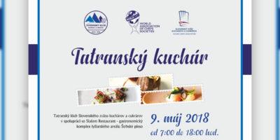 Tatranský kuchár 2018