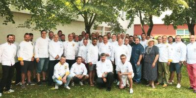 Pribudli noví akreditovaní hodnotiaci komisári SZKC v odbore kuchár pre roky  2018 – 2023