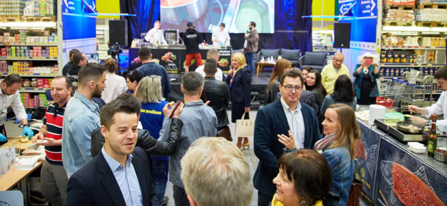 Zúčastnili sme sa na  HORECA dňoch METRO 2018