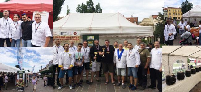Výsledky súťaže PKKaC vo varení MAČANKY vrámci osláv Dni mesta Prešov