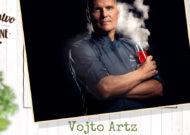 Vojto Artz odhaľuje svoje gastronomické tajomstvá väčšiemu počtu divákov