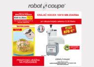 Ponuka od firmy Robot-Coupe – Krájač zeleniny